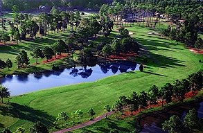Golf course: Azalea Sands, North Myrtle Beach